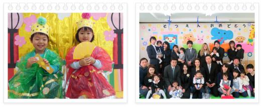 3月・ひな祭り・卒園式写真